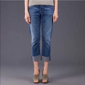 🎉HP🎉Citizens Of Humanity Dani Cropped Jeans